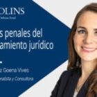 Cápsula: «Riesgos penales del asesoramiento jurídico en operaciones fiscales y mercantiles sensibles» a cargo de la Dra. Beatriz Goena