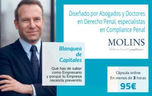 Curs online Blanqueig de Capitals
