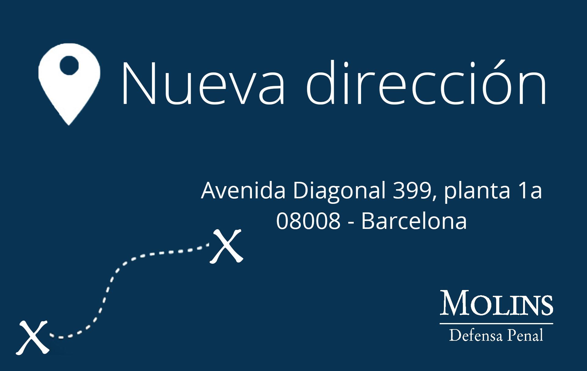 Traslado de despacho en Barcelona