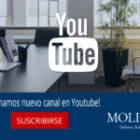 Molins Defensa Penal estrena nuevo canal de comunicación en Youtube
